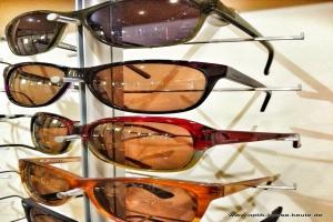 Neue Sonnebrillenkolletion